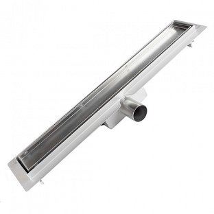 Tile Inset Shower Drain 500mm Long