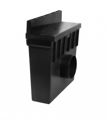 Low Profile Slot Drain Sump Unit