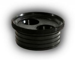 110mm Adaptor to Waste Pipe