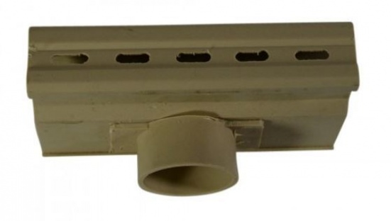 NDS Micro Channel Side Outlet Sand