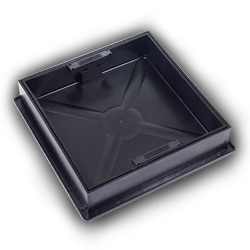 320mm Recessed Cover & Frame 80mm deep