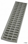 NDS Pro B125 Grey Slotted Grate x 500mm