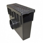 Sump Unit for DC930 Channel B125 Plastic Grate