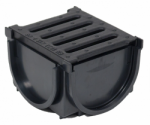 Dek-Drain Junction Box Plastic Grate